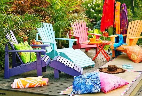 área externa_móveis_móveis Primavera_decoração_móveis coloridos_3
