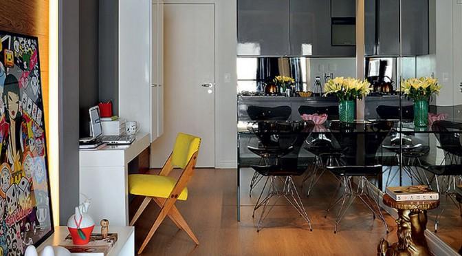 espaços pequenos_decoração_móveis primavera_5
