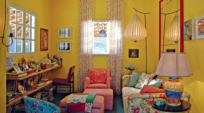 mistura de estampas_móveis primavera_decoração_casa_1