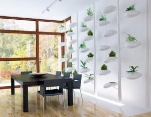 parede-decorada-com-plantas-em-vasos